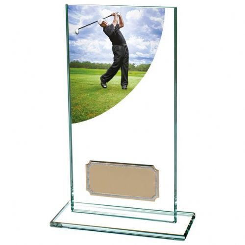 Colour Curve Golf Male Jade Crystal 160mm
